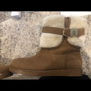 Fur g by guess boots